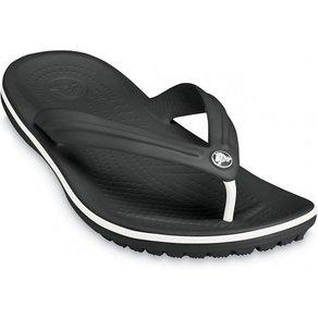 Crocs Crocband Flip Sandalen Gr M4 W6 schwarz