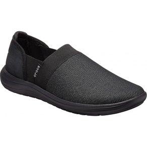 Crocs Women s Reviva SlipOn Sneaker Gr W6 schwarz