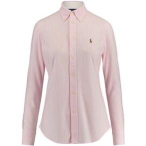 Polo Ralph Lauren Damen Hemdbluse Langarm