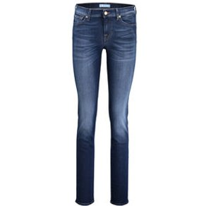"""7 For All Mankind Damen Jeans Mid Rise Roxanne"""" Slim Fit"""