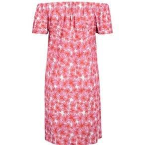 Robe Lege re Damen Off-Shoulder Kleid