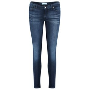 7 For All Mankind Damen Jeans Skinny Fit