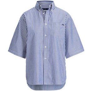 Polo Ralph Lauren Damen Hemdbluse Kurzarm