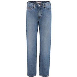 Tommy Hilfiger Damen Jeans Straight Fit verkürzt
