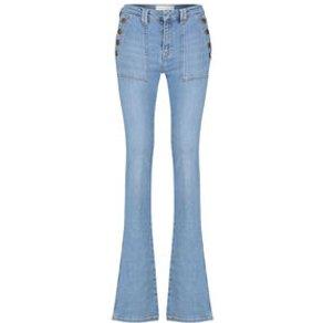 Victoria Beckham Damen Jeans Slim Fit