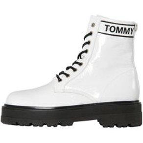Tommy Jeans Damen Schnürstiefel