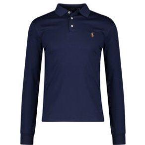Polo Ralph Lauren Herren Poloshirt Slim Fit Langarm