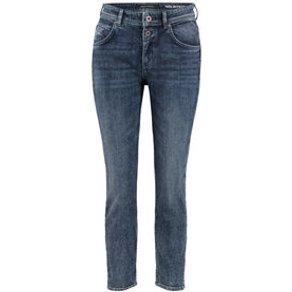 Marc O Polo Damen Boyfriend-Jeans Mid-Waist