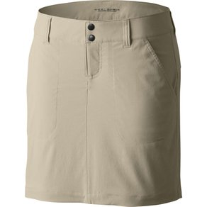 Columbia Skort Saturday Trail fossil 38