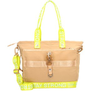 george gina lucy George Gina Lucy The Styler Shopper Tasche 42 cm beige yellow strong strong