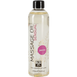 Massageöl mit Jasmindurft