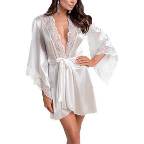 Kimono weiß/creme