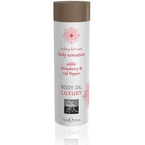 "HOT Productions Massageöl Body Oil Luxury"""