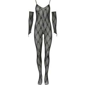 Orion Catsuit, ouvert, inklusive Armstulpen