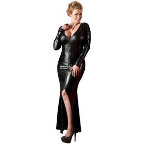 Orion Kleid aus Wetlook, mit Reißverschluss bis zum Knie