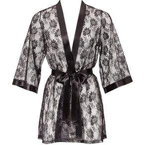 Orion Kimono aus Blütenspitze