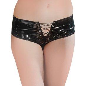 Orion Pants aus Lack mit Schnürung