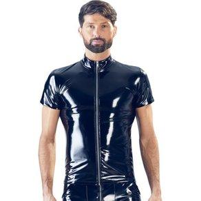 ORION Versand Shirt aus glänzendem Lack