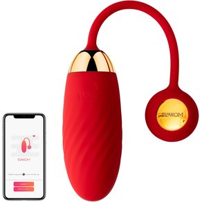 "Svakom Vibro-Ei ""Ella Neo"", 60 g, 11 Vibrationsmodi per App oder am Toy"