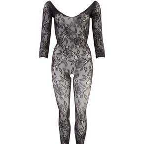 Mandy Mystery lingerie Spitzen-Catsuit
