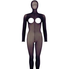 Mandy Mystery lingerie Catsuit mit Maske