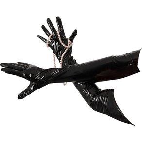 BLACK LEVEL Handschuhe aus Lack