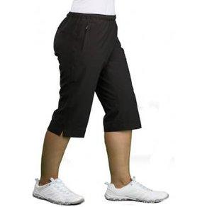 Authentic Klein 3 4 Stretch Sporthose Damen Übergrößen