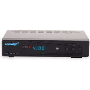 Ankaro DVB-S HDTV-Receiver DSR 2100