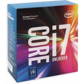 Intel CPU Core i7-7700K 4x 3 6 GHz