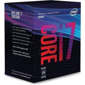Intel CPU Core i7-8700 6x 3 2 GHz
