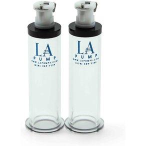 L A Pump Nipple Cylinders 19mm Nippelpumpen-Zylinder
