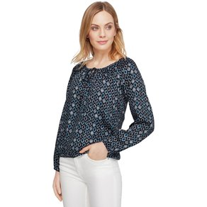 Creation L WITT WEIDEN Damen Bluse blau Gr 36