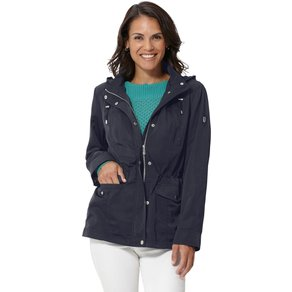 Collection L Damen Jacke blau Gr 36