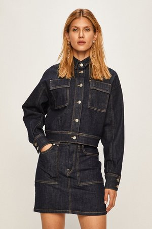 Pepe Jeans Pepe Jeans - Kurtka jeansowa Peggy x Dua Lipa