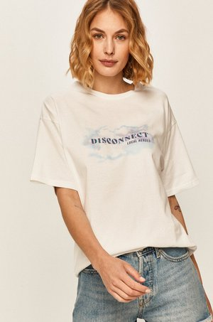 Local Heroes Local Heroes - T-shirt Glitch Clouds