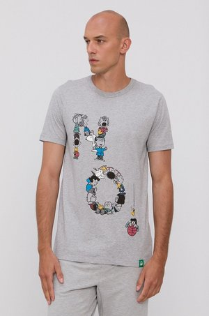 United Colors of Benetton United Colors of Benetton - T-shirt piżamowy x Peanuts