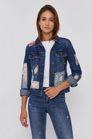 Desigual Desigual - Kurtka jeansowa