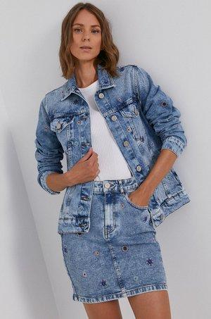 Desigual Desigual - Kurtka jeansowa bawełniana