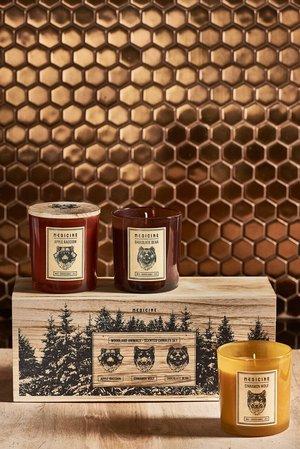 Medicine Medicine - Świece zapachowe Gifts (3-pack)