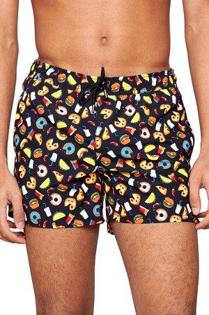 Happy Socks Happy Socks - Szorty kąpielowe Junk Food