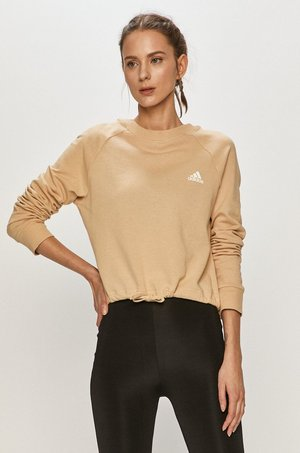 Adidas adidas - Bluza bawełniana