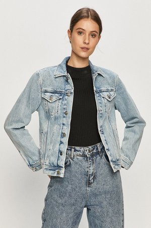 Pepe Jeans Pepe Jeans - Kurtka jeansowa Rose Archive