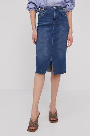 MOS MOSH Mos Mosh - Spódnica jeansowa
