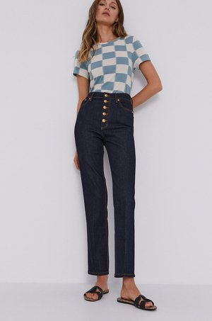 TORY BURCH Tory Burch - Jeansy Button-Fly