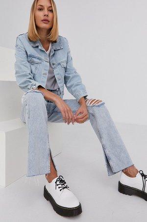 Answear Lab Answear Lab - Kurtka jeansowa