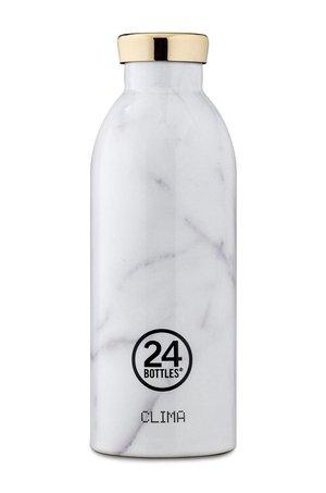 24bottles 24bottles - Butelka termiczna Clima Carrara 500ml