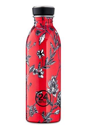 24bottles 24bottles - Butelka Urban Bottle Cherry Lace 500ml