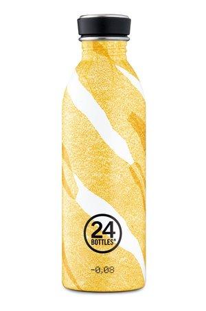 24bottles 24bottles - Butelka Urban Bottle Amber Deco 500ml