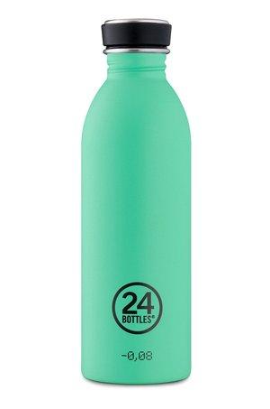 24bottles 24bottles - Butelka Urban Bottle Mint 500ml