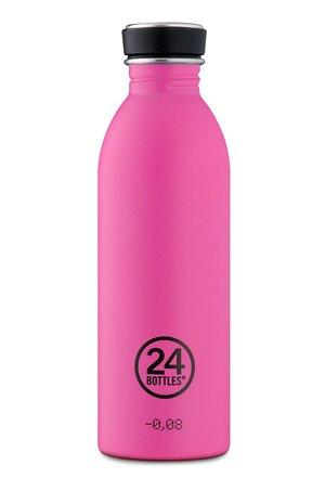 24bottles 24bottles - Butelka Urban Bottle Passion Pink 500ml
